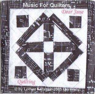 Music For Quilters